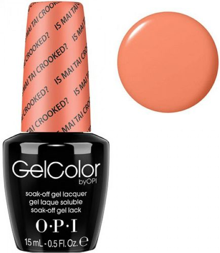 GelColor Is Mai Tai Crooked? 15 мл