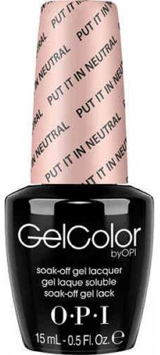 GelColor Put it in Neutral 15 мл
