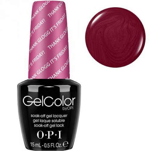 GelColor Thank Glogg It`s Friday! 15мл
