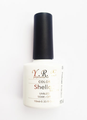 YRE 107 Color Shellac 10 мл