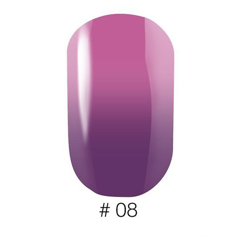 Gel Polish Thermo Collection №08 6мл