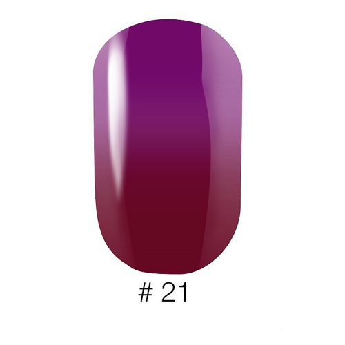 Gel Polish Thermo Collection №21 6мл