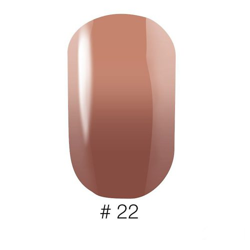 Gel Polish Thermo Collection №22 6мл