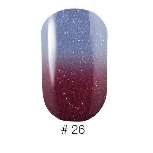 Gel Polish Thermo Collection №26 6мл