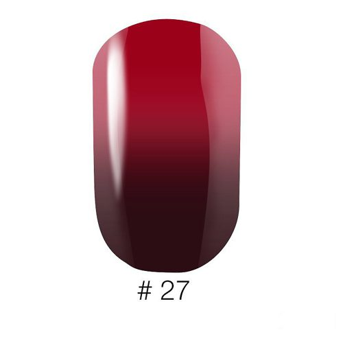 Gel Polish Thermo Collection №27 6мл