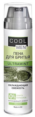 Ultramint Shaving Foam 250мл