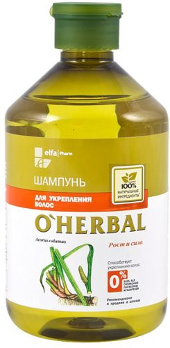 Shampoo for Strengthening Hair 500мл