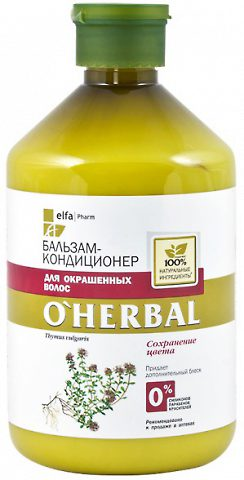 Balm-Conditioner for Colored Hair 500мл