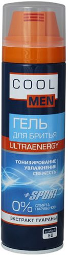 Ultraenergy Shaving Gel 200мл