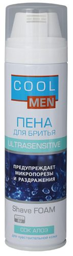 UltraSensitive Shaving Foam 250мл