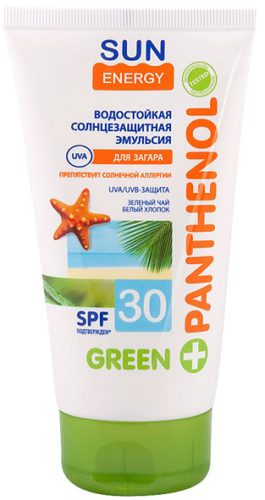 Green Panthenol Emulsion Sun SPF 30 150мл