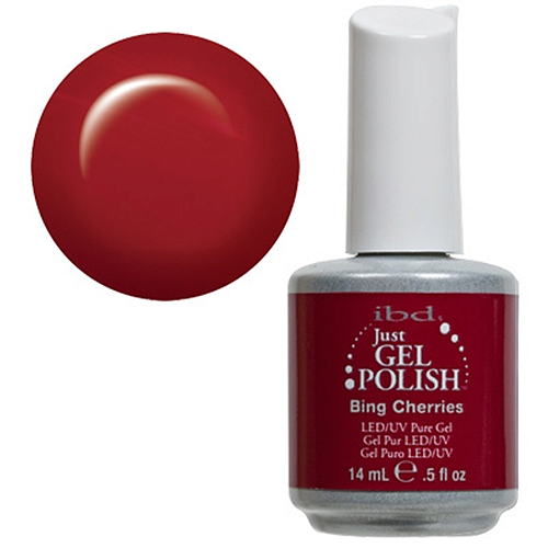 Just Gel Polish Bing Cherries 14 мл