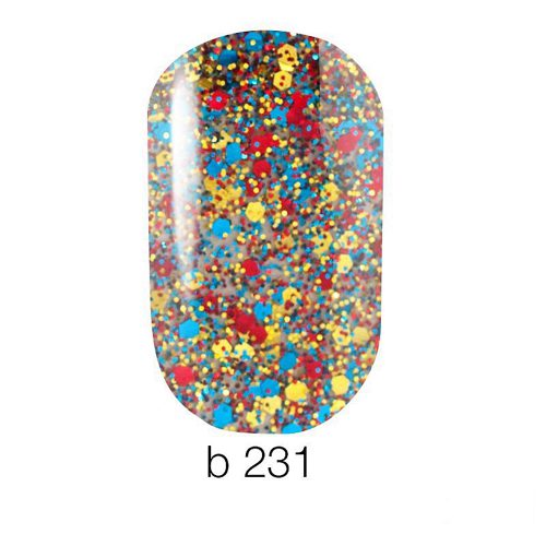 Brilliant Gel Polish №231 6 мл