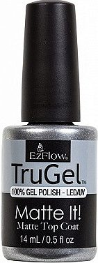 TruGel Matte It Top Coat 14мл