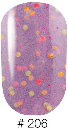 Gel Polish Candy Bar №206 6мл