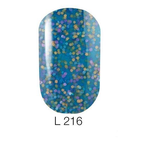 Lets Go Party Gel Polish №216 6мл