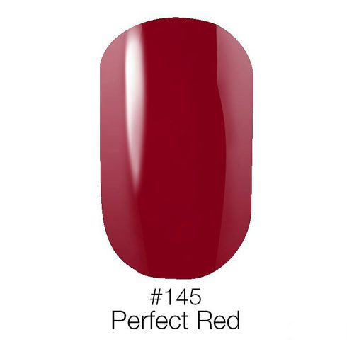 Gel Polish №145 Perfect Red 6 мл