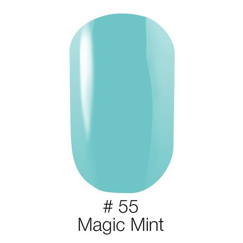 Gel Polish №55 Magic Mint 12 мл