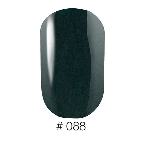 Gel Polish №88 Velvet Green 12 мл