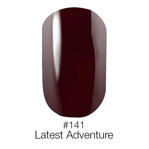 Gel Polish №141 Latest Adventure 6 мл