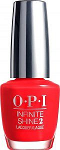 Infinite Shine Lacquer Unrepentantly Red 15 мл