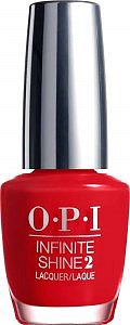 Infinite Shine Lacquer Unequivocally Crimson 15 мл