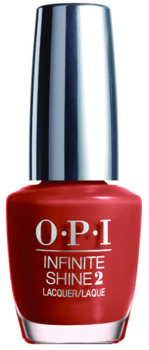 Infinite Shine Lacquer Relentless Ruby 15 мл