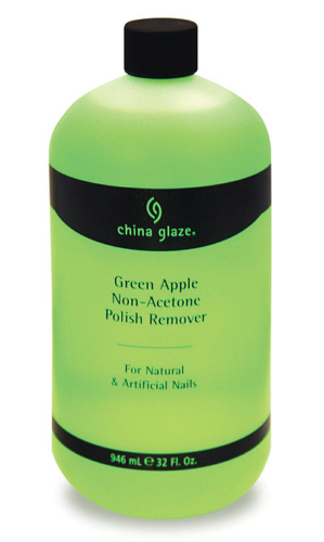 Green Apple N/A Polish Remover 946 мл
