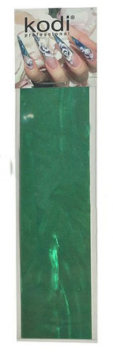 Pearl Feed for Aquarium Nail Design (green color)