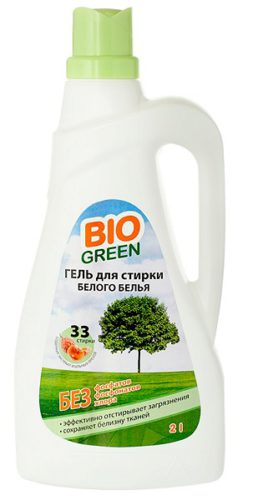 Gel for Washing White Clothes 2000мл