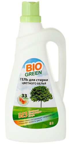 Gel for Washing Colored Clothes 2000мл