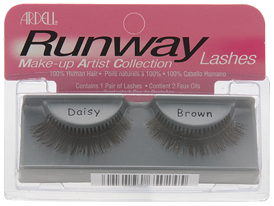 Runway Daisy Brown