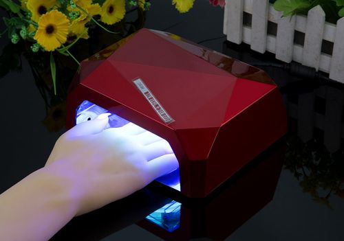 CCFL+ LED 36 W Lamp Red