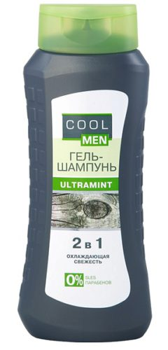 Gel Shampoo Ultrаmint 400мл
