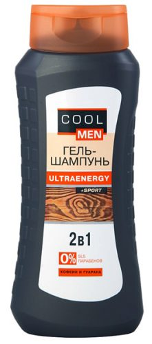Gel Shampoo Ultraenergy 400мл