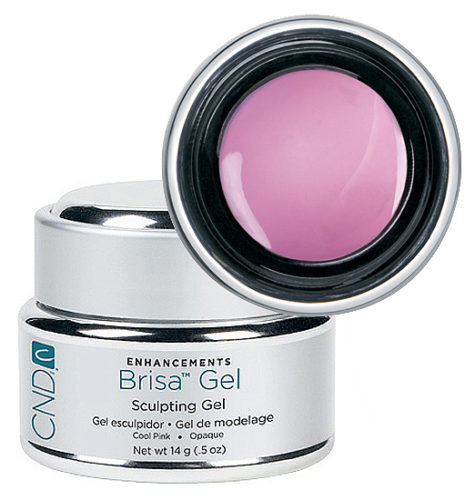 Cool Pink Opaque Sculpting Gel 14
