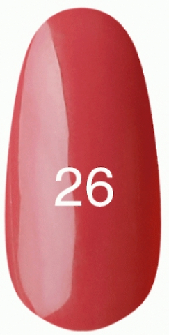 Professional Gel Polish №26 8 мл