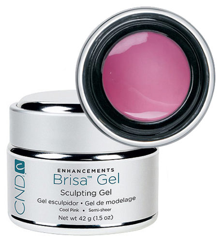 Cool Pink Semi-Sheer Sculpting Gel 42 г