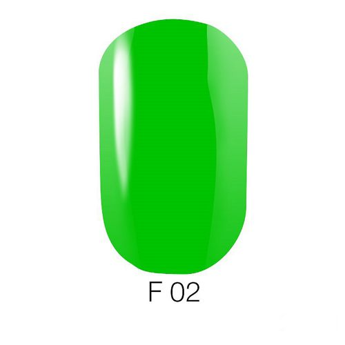 UV Gel Polish GO FLUO F 002 5,8 мл
