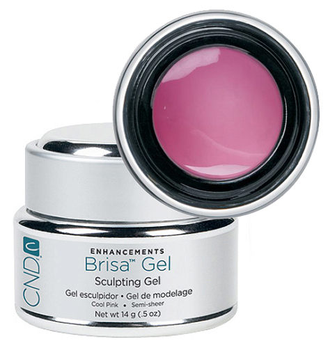 Cool Pink Semi-Sheer Sculpting Gel 14 г