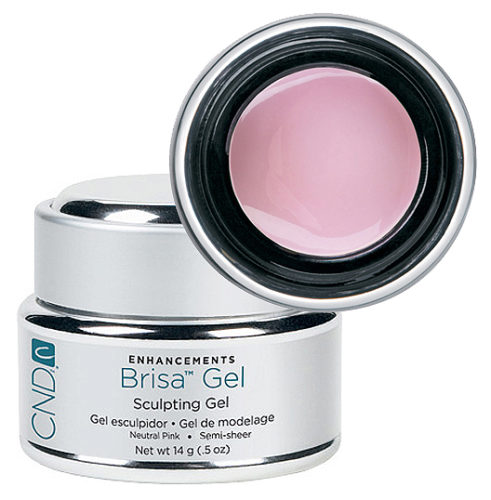 Neutral Pink Semi-Seer Sculpting Gel 14 г