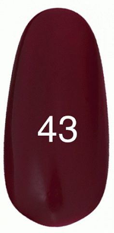Professional Gel Polish №43 8 мл
