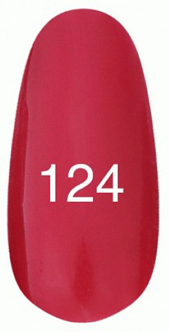 Professional Gel Polish №124 8мл