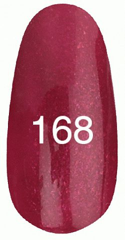 Professional Gel Polish №168 8мл