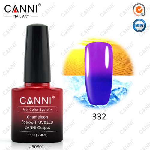 Thermo Gel Polish №332 7,3 мл