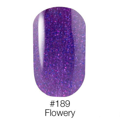 Gel Polish №189 Flowery 6 мл