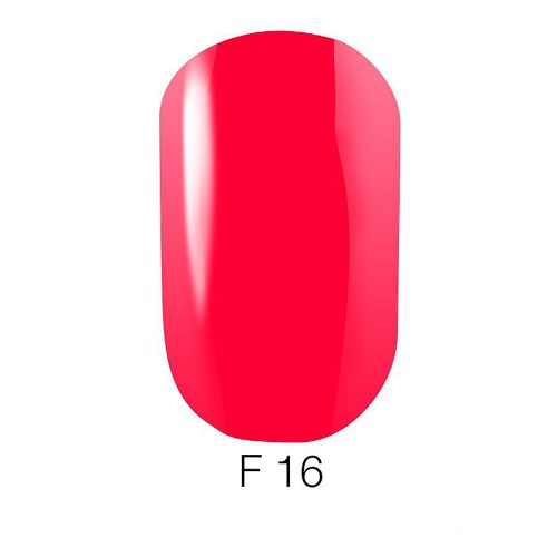 UV Gel Polish GO FLUO F 016 5,8 мл
