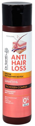 Anti Hair Loss Shampoo 250мл