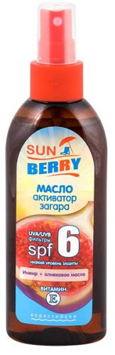 Oil for Activating Sunburn Figs + Olive Oil 150 мл