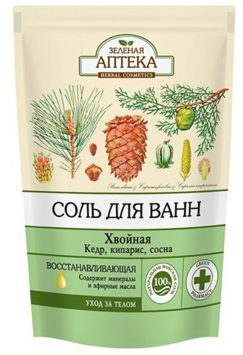"Bath Salts ""Coniferous"" 500г doypack"
